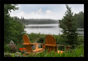 Aberdeen Lodge, Lake Athapapaskow, near Flin Flon